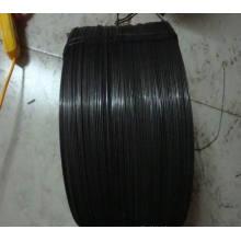 Alambre recocido negro / alambre de encuadernación negro / alambre recocido