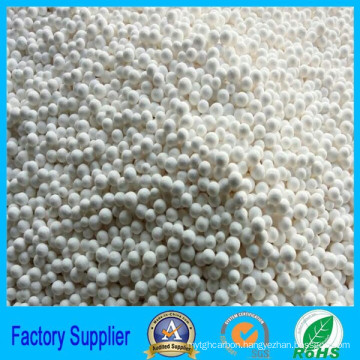 White Ball Activated Aluminum Oxide Have Exported India