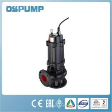15kw bomba de aguas residuales sumergible