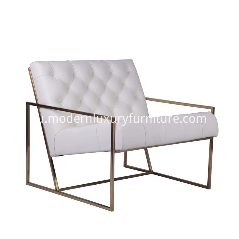 Thin Frame Lounge Chair 1