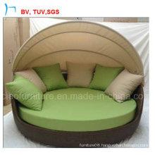 Royal Outdoor Rattan Furniture Sofa (CF938L)