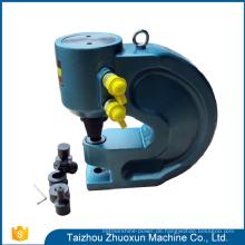 Üppige im Design-hydraulische Werkzeug-Oem-Blech, das scherende Maschine Cu und Al-Sammelschienen-Schneidwerkzeug verbiegt