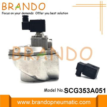 SCG353A051 2 1/2 '' ASCO Replacement Pulse Valve DC24V