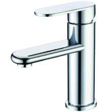 Watermark rodada bronze banheiro torneira da alavanca singel (cg4601)