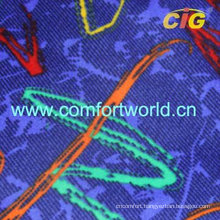 Printing Bus Seat Fabric Made In China