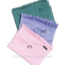 women fashion modest hot hijab muslim viscose scarf rayon plain hijab
