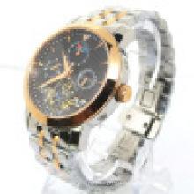 Armbanduhr der Mode-Edelstahl-automatischen Uhr-Männer