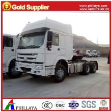 Heavy Duty Sinotruk HOWO 6X4 A7 Truck Tractor
