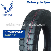 pneu de haute qualité Chine pas cher 5.00-12