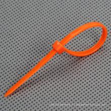 2.5 * 120 Attaches de câble miniatures Cravates Zip Cravates Cravates Attaches en fil Chine