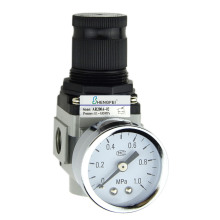 "AR2000A-02 G1 / 4 ""Air Regulator 22-123 psi"