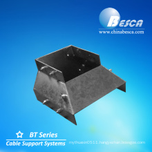 Cable tray accessories/fittings Wireway channel reducer