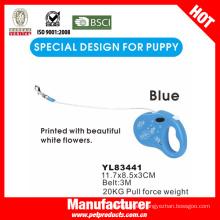 Correa del perro de la primavera, material de nylon de la correa del perro (YL83441)