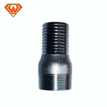 Pezones King reductores de acero al carbono galvanizado con rosca Bs - SHANXI GOODWLL