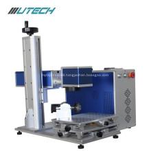 Co2 Laser Marking Plastic Logo Making Machine