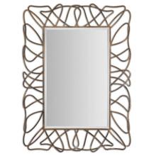 Горячие Продажи Прямоугольник Antiqued Золото Настенное Зеркало В Раме