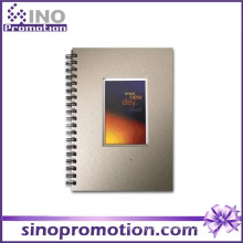 Hot Selling Hardcover Mini Chinese Spiral Cover for Notebook Print