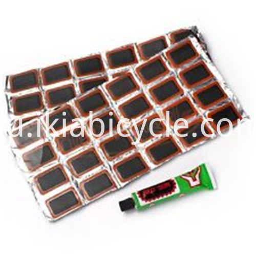 Bike Inner Tube Cold Patch