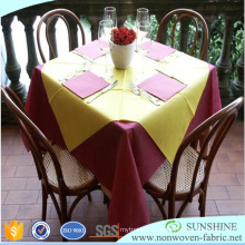 TNT Fabric for Disposable Table Cloth