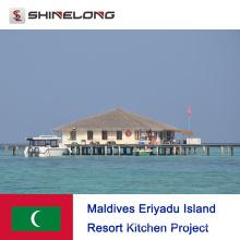 Malediven Eriyadu Island Resort Projekt