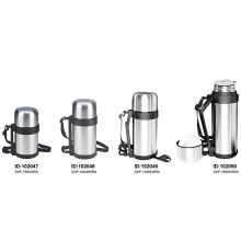 Solidware Stainless Steel Vacuum Insulated Big Capacity Flask Svf-1000h2ra