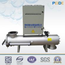 Désinfection UV de parc aquatique de réservoir d'eau de prétraitement de RO d'eau minérale