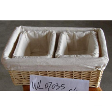 Handmade Eco Wicker Storage Basket (BC-ST1011)