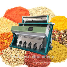 Colorized Cleaning Machine Almond Apricot Color Sorter Machine