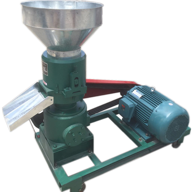 Agricultural feed granulator cyclone
