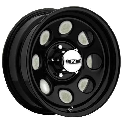 Steel Wheels Custom Wheel 9