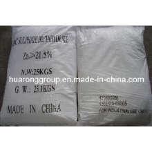 Zinc sulfato heptahidratado