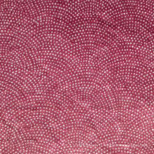 Tissu en lin tricoté en lin (QF15-2384)