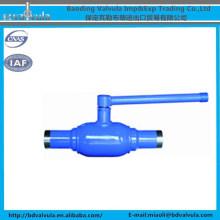 API 6D ball valve cast steel ball valve welding ball valve