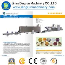 Máquina artificial da produção do arroz da vária capacidade com CE
