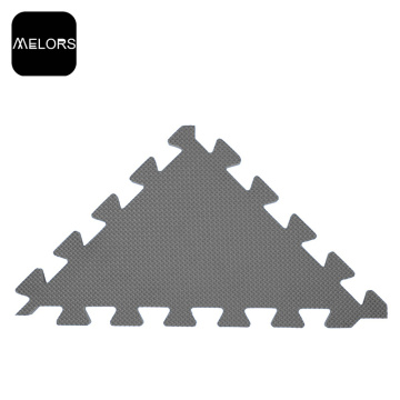 Interlocking Triangle Puzzle Mat 20 Ubin EVA Foam Mainkan mat