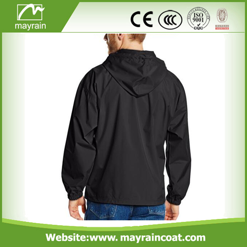Waterproof Custom Rain Jacket