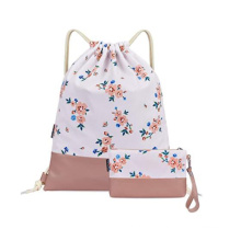 Wholesale canvas Fabric string Dust Bag Recyclable organic cotton muslin drawstring bag with logo
