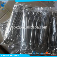 High quality construction stainless steel turnbuckle
