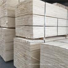 Tablas LVL / LVB de álamo o pino (longitud hasta 8000 mm)