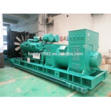 Container 11kV Medium Voltage 1000kW 1250kVA Generator set