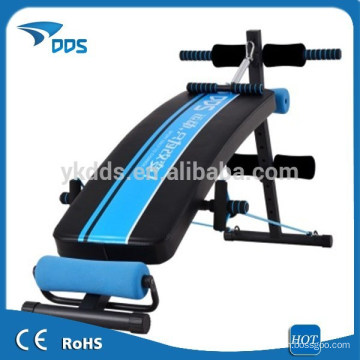 7 foams home use fitness folding sit up bench for sale