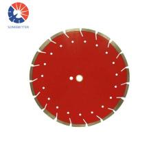 China Supplier 180mm 7inch turbo rim diamond saw cutter blade for ceramic granite marble stone cutting