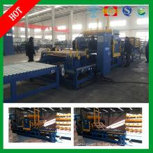 Maquinaria de la fabricación de la paleta de la máquina de la paleta de madera del CNC de China