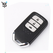 Factory price car key blank for Honda  3 button car key complete with 433 mhz 47 chip