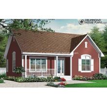 План Дома Драммонда 3121