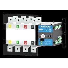 Automatic Tranfer Switch Aishikai Schneider ATS 40A 63A 100A 125A 250A 400A 630A 1000A 1250A 1600A 2000A 3600A 4200A 6300A Pole4 Interruptor De Transferencia