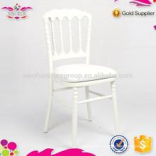 Wholesale Qingdao Sinofur wooden hotel napoleon chair