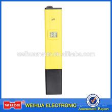 PH Meter Pen Type Medidor digital de Ph Medidor de pH de bolsillo PH17