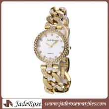 Hochwertige Legierung Uhr Damenuhr
