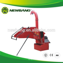 Wood Chipper For Mounting On Tractor